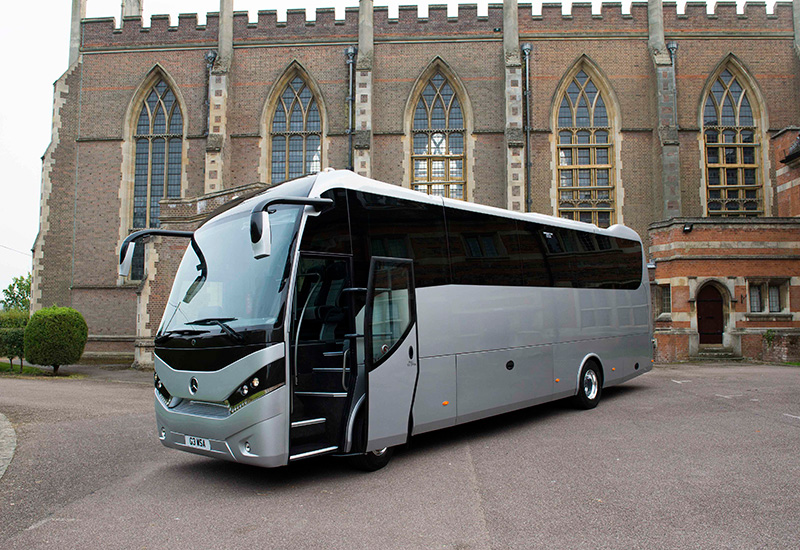 Mercedes-Benz Luxury GT Midicoach 37 Seater Exterior