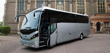 Mercedes-Benz GT Midicoach 37 Seater