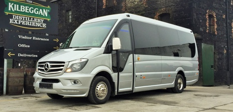 Mercedes-Benz Luxury VIP 16 Seater