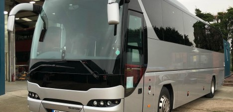 Neoplan Outside